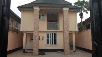 Decent  4 Bedroom Duplex, Off Ayodele Fanoiki Street, Gra, Magodo, Lagos, Detached Duplex for Rent