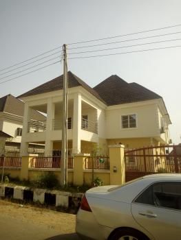 Luxury 4 Bedroom Detached Duplex, Lias Estate, Life Camp Cafe District, Kafe, Abuja, House for Sale
