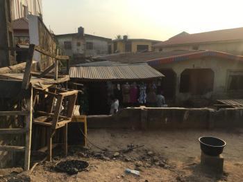 Old Bungalow on Half Plot of Land, Lagos Abeokuta Express Road, Akowonjo, Alimosho, Lagos, Commercial Land for Sale
