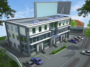 3 Floors Uncompleted Office Building, Adeola Odeku, Victoria Island (vi), Lagos, Office Space for Rent