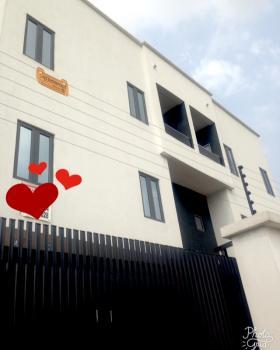New 4 Bedroom Semi Detached Duplex, Osapa, Lekki, Lagos, Semi-detached Duplex for Rent