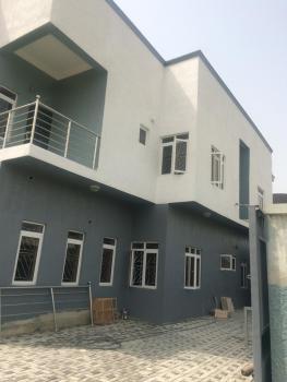 4 Bedroom Semi Detached with Bq, Thomas Estate, Ajah, Lagos, Semi-detached Duplex for Sale