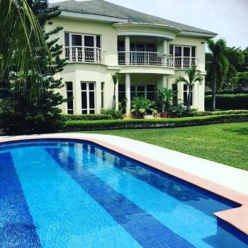 Beautiful and Elegantly Finished Fantastic 5 Bedroom Fully Detached Mansion, with Swimming Pool, Fitted Kitchen, 27kva Gen, Cctv, Vgc, Vgc, Lekki, Lagos, Detached Duplex for Sale