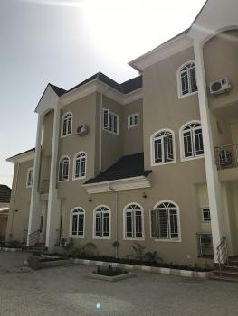 New Luxury 4 Bedroom Terrace Duplex with 1 Room Bq with Good Road Network, Standby Gen & Ac, Mabuchi, Abuja, Terraced Duplex for Rent