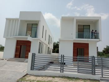 Luxury 5 Bedroom Detached House  with Swimming Pool in a Mini Estate, Lafiaji, Lekki, Lagos, Detached Duplex for Sale