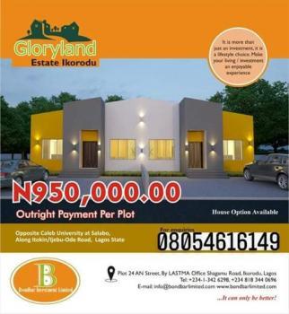 Residential Land, Opposite Caleb University at Salabo, Along Itokin/ijebu-ode Road, Imota, Lagos, Residential Land for Sale