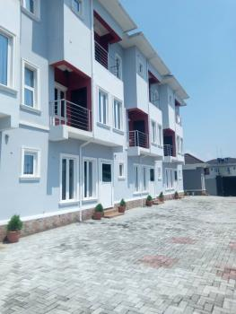4 Bedroom Terrace Duplex Exquisitely Finished All Ensuite Rooms, Off, Lekki Expressway, Lekki, Lagos, Terraced Duplex for Sale