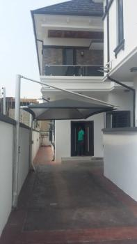 Luxury Newly Built 5 Bedroom Duplex, Off Shoprite Road, Osapa, Lekki, Lagos, Detached Duplex for Sale