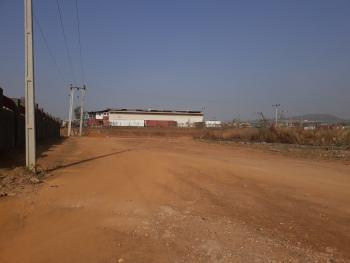 Exceptionally Located & Strategically Placed Commercial Land Use, Near Tstv Office Complex, By Gilmore Yard, Jahi, Abuja, Commercial Land for Sale