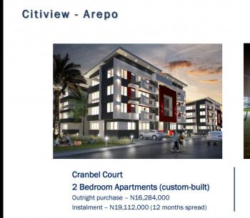 2 Bedroom Penthouse Apartment (custom Built), Citiview Estate, Berger, Arepo, Ogun, Block of Flats for Sale