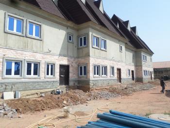 4 Bedroom + Bq; Work in Progress, Jabi, Abuja, Terraced Duplex for Sale