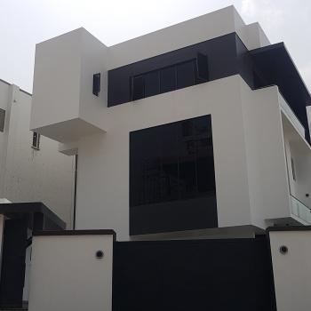 Well Built 5 Bedroom Luxury Villa on 3 Level Overlooking The Lagoon, Banana Island, Ikoyi, Lagos, Detached Duplex for Sale
