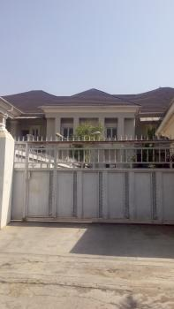 Exotic 5 Bedroom Serviced Ambassadorial Duplex, 2 Rooms Guest Chalet, Gardens, Spacious Compound, Ideally for Embassy, Ngo, Vips, Aso Drive , Close to Villa, Maitama District, Abuja, House for Rent