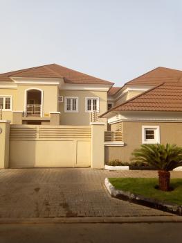 Luxury 6 Bedroom Semi Detached Duplex with 2 Rooms Servant Quarters, Off Obafemi Awolowo Way, Jabi, Abuja, Semi-detached Duplex for Rent