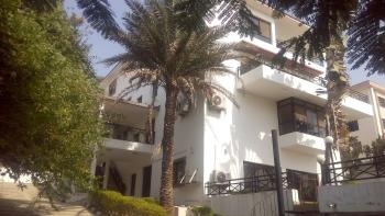 Magnificent 2wings of 4bedroom Ambassadorial Mansion,olympic Size Pool,lush Garden Areas,3rooms Bq,3rooms Chalet,perfe for Embassy, Maitama District, Abuja, House for Rent