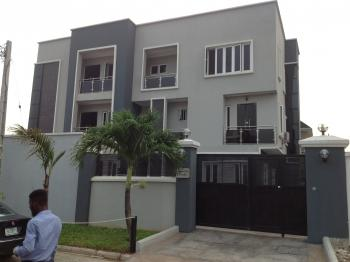 Brand New 4 Bedroom Duplex with Study and Bq, Abacha Estate, Osborne, Ikoyi, Lagos, Semi-detached Duplex for Sale