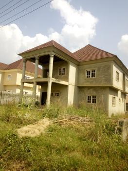4 Bedroom Detached Duplex for Sale, Basic Estate, Lokogoma District, Abuja, House for Sale