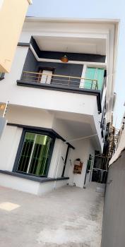 Luxury Partly Furnish 4 Bedroom Semi Detached Duplex with Bq, By Mega Chicken, Ikota Villa Estate, Lekki, Lagos, Semi-detached Duplex for Rent