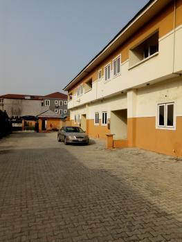 Luxury 3 Bedroom Terrace with Bq, Off Alpha Beach Road, Igbo Efon, Lekki, Lagos, Terraced Duplex for Sale