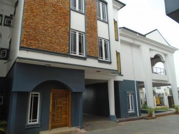 6 Units 4 Bedroom Terraced Duplexes with 1 Room Bq and All Rooms En Suite, Off Oriwu, Elf Bus Stop, Lekki Right, Lekki Phase 1, Lekki, Lagos, Terraced Duplex for Sale