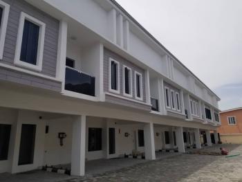 Luxury 3 Bedroom Terrace with Excellent Facilities and 24/7 Power, Victoria Crest 3, Lafiaji, Lekki, Lagos, Terraced Duplex for Rent