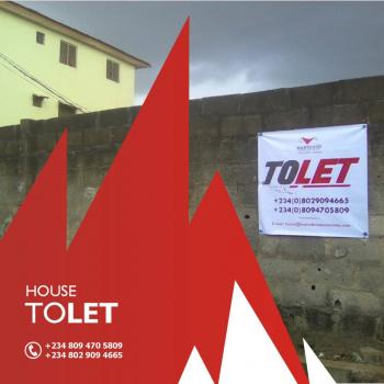 3 Bedroom Bungalow, Ogba, Ikeja, Lagos, Detached Bungalow for Rent