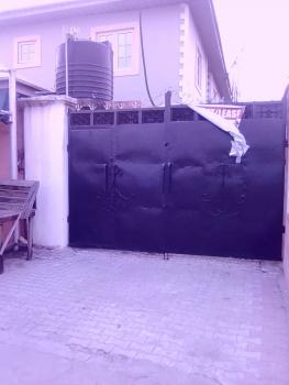 Clean 3 Bedroom Terrace, Off Alpha Beach Road, Along Baale Street, Igbo Efon, Lekki, Lagos, Terraced Duplex for Rent