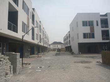 Luxury 3 Bedroom Terraced Duplex +1 Room Bq with Excellent Facilities, Osapa, Lekki, Lagos, Terraced Duplex for Rent