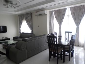 Services/furnished 3 Bedroom + Bq with Lift, Katampe Extension, Katampe, Abuja, Flat for Rent