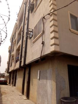 Spacious 3 Bedroom Ground Floor, Off Aderibigbe Street, Kilo, Surulere, Lagos, Flat for Rent