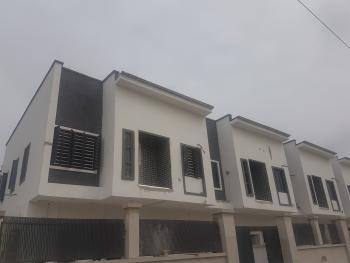 Brand New 4 Bedroom Semi Detached Duplex, By Chevron Toll Gate, Lafiaji, Lekki, Lagos, Semi-detached Duplex for Sale