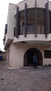 5 Bedroom Duplex with 1 Room Bq  Or Commercial Uses, Off Admiralty Way, Lekki Phase 1, Lekki, Lagos, Office Space for Rent