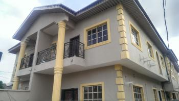 Deluxe 3 Bedroom Duplex + 1 Room Bq ,  2 Tenants in Compound, Medina Estate, Medina, Gbagada, Lagos, Terraced Duplex for Rent