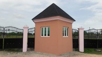 Royalty Garden. Fenced and Cleared Estate. It Is Good for Investing. Very Fast Developing Area. Whatsapp Now. Fast Reply, It Is on The Tarred Road After Eleko Junction It Is Few Minute From The La Campaign Tropicana Resort and Lekki Free Trade Zone, Ibeju Lekki, Lagos, Residential Land for Sale