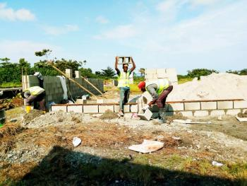 Solid Land. Fenced Dry and Secure From Omonile. It Is Documented and Facing The Road. Whatsapp Now, It Is After Amen Estate Close to Dangote Refinery. It Is Facing The Road, Ibeju Lekki, Lagos, Mixed-use Land for Sale