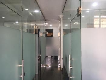 Serviced Open Plan Partitioned Co Working Office Space, Yaba, Lagos, Office Space for Rent