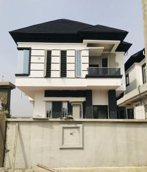 Tastefully Built 4 Bedroom Luxury Fully Detached Duplex with a Domestic Room, Chevron Drive, Chevy View Estate, Lekki, Lagos, Detached Duplex for Sale