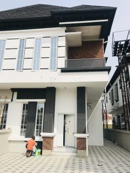 Classically Finished  4 Bedroom Luxury Semi Detached Duplex with a Domestic Room, Chevron Drive, Chevy View Estate, Lekki, Lagos, Detached Duplex for Sale