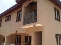 Sharp 3 Bedroom Terraced Duplex With A Boys Quarter With 24 Hours Power Supply, Lekki Expressway, Lekki, Lagos, 3 Bedroom Terraced Duplex For Rent