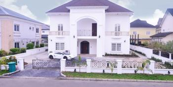 Amazingly  Designed (masterpiece) and Well Finished, Furnished Fully Automated 5 Bedroom Detached Duplex with 2 Domestic Rooms, Carlton Gate Estate, By Chevron Drive, Lekki, Lagos, Detached Duplex for Sale