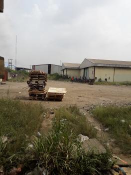 6 Bay Warehouse on a Massive Land, Oba Kayode Akinyemi Way, Amuwo Odofin, Isolo, Lagos, Warehouse for Sale