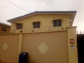 Building of  4 Units of Three Bedrooms with C of O, Iyana Ipaja, Alimosho, Lagos, Block of Flats for Sale