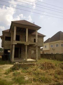 4 Bedroom Detached Duplex, Plot 9 Basic Estate, Lokogoma District, Abuja, House for Sale