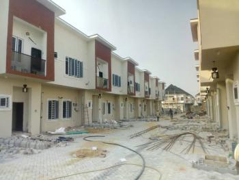 Exquisite 4 Bedroom Terrace Duplex with a Swimming Pool, Coleman Estate, Off Orchid Hotel Road, Lafiaji, Lekki, Lagos, Terraced Duplex for Sale
