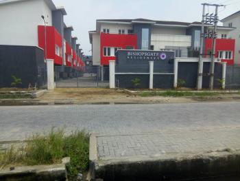 Luxury 4 Bedroom Terrace Duplex with a Bq, Bishops Gate Residence, Kusenla Road, Ikate Elegushi, Lekki, Lagos, Terraced Duplex for Rent