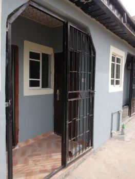New Luxury Single Room Self Contained, Ojokoro Newtown Estate, Agric, Ikorodu, Lagos, Self Contained (single Rooms) for Rent