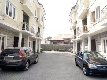 Brand New Lovely 3 Bedroom Duplex, Osapa, Lekki, Lagos, Terraced Duplex for Rent