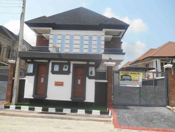 Well Finished 4 Bedroom Semi Detached Duplex, Ikota Villa Estate, Lekki, Lagos, Semi-detached Duplex for Sale