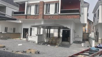 4 Bedroom Semi Detached House with a Room Bq in a Lovely Mini Estate, Osapa, Lekki, Lagos, Semi-detached Duplex for Sale
