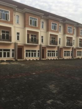 4 Bedroom Terrace, Osapa, Lekki, Lagos, Terraced Duplex for Sale
